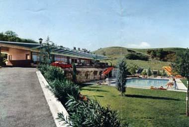 Motel Boomerang Via Aurelia Roma