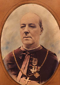 Bishop Filippo Bacciu